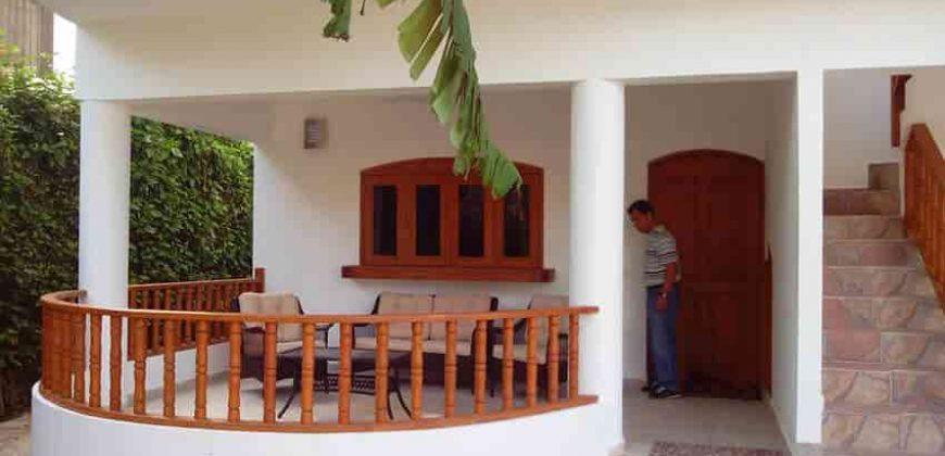 Apartamento de un dormitorio en las terrenas en alquiler para vacaciones